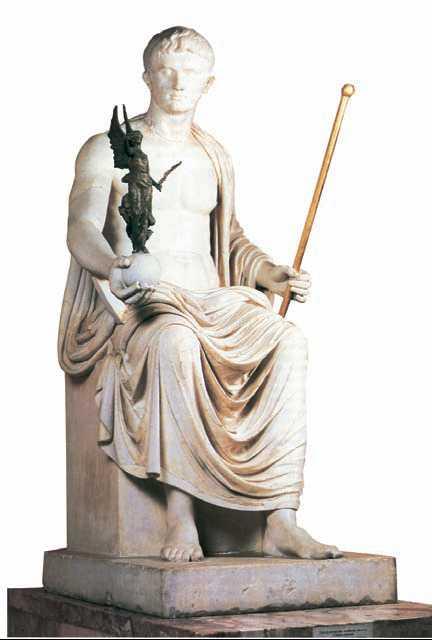 Искусство древнего рима царский период
