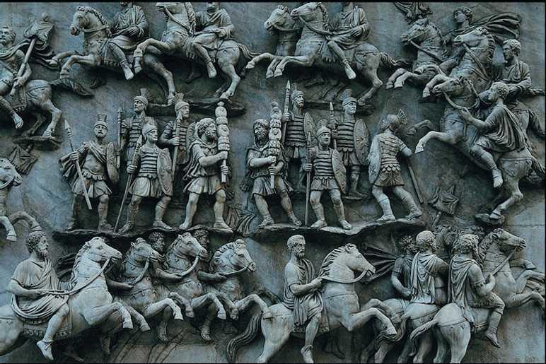 изобразительное искусство древнего рима: