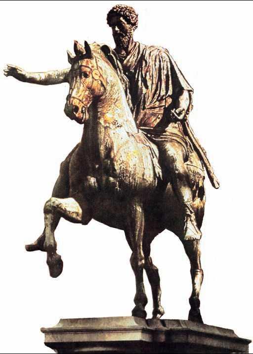 Марка аврелия бронза 2 в н э рим