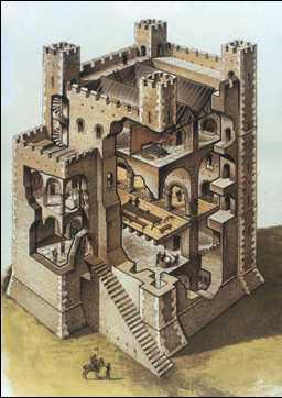 Пятиконтактный замок схема