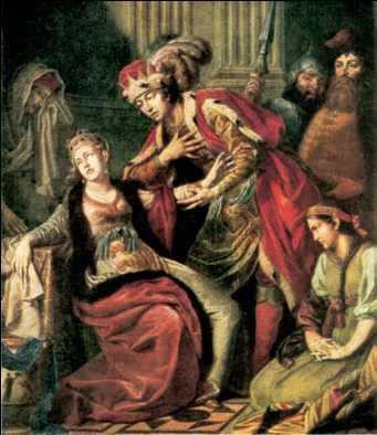 историческая живопись это Что такое историческая живопись  А П Лосенко Владимир и Рогнеда 1770 г Государственный