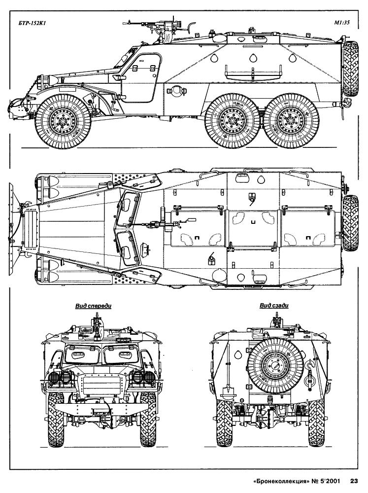 бронетранспортер (БТР).
