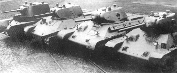 Пехотный танк черчилль - 67jpg