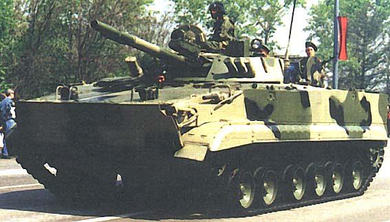 Бмп-3 на кипре