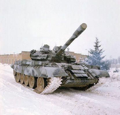 Средний танк Т-55МВ