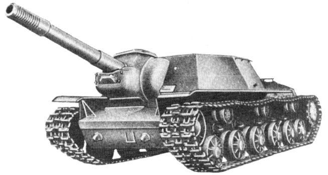 СУ-152 начинают с декабря