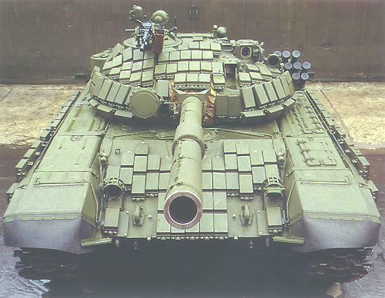 Зарубежные варианты танка т 72