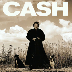 Favourite album covers JohnnyCashAmericanRecordings