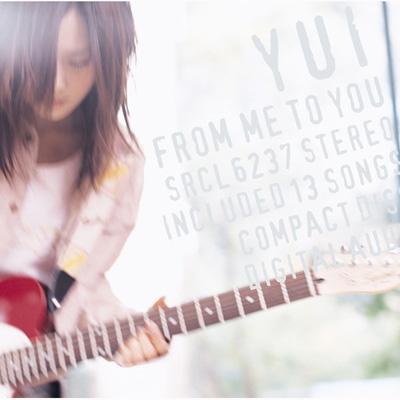 Yui -Discografia  Yui_frommetoyou