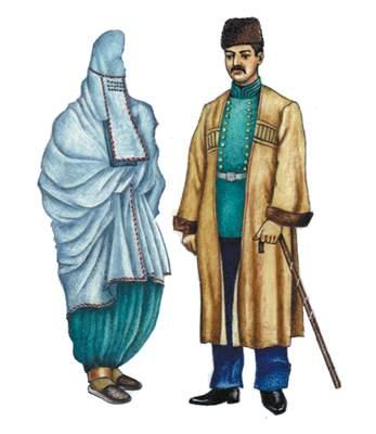 Азербайджанцы.