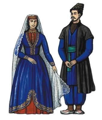 Армяне.