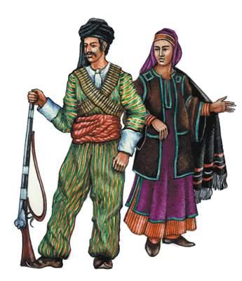 Ассирийцы.