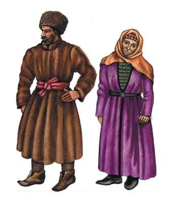Балкарцы.