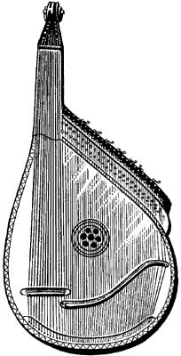 Бандура с хроматическим звукорядом.