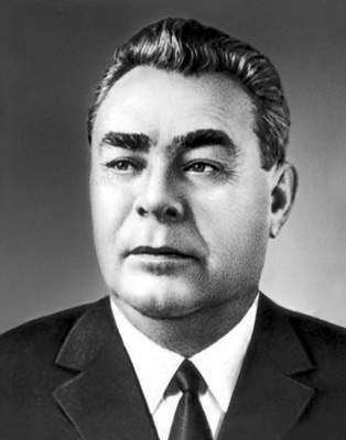 Л.И.Брежнев.