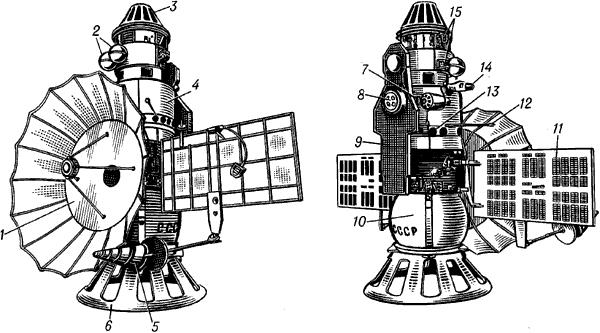 Космический аппарат «Венера-5».