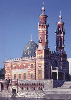 Владикавказ. Мечеть.