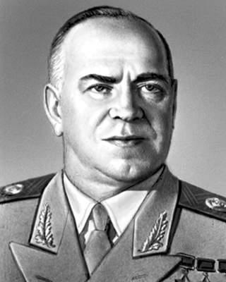 Г.К.Жуков.