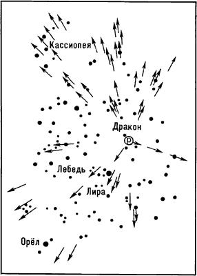 Радиант метеорного потока Дракониды.