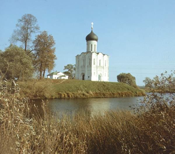 Церковь Покрова на Нерли.