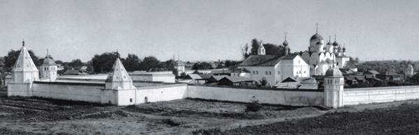 Покровский монастырь.