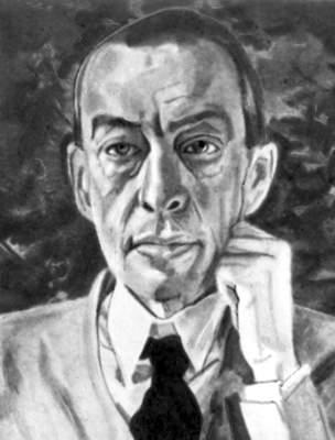 С.В.Рахманинов.