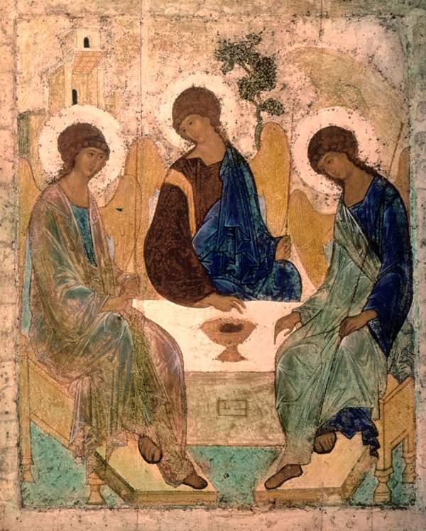 «Троица».