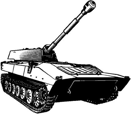 122-ммсамоходная гаубица (СССР).