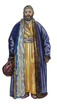 Татары астраханские.