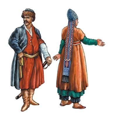 Татары казанские.