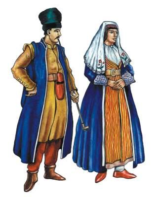 Татары крымские.