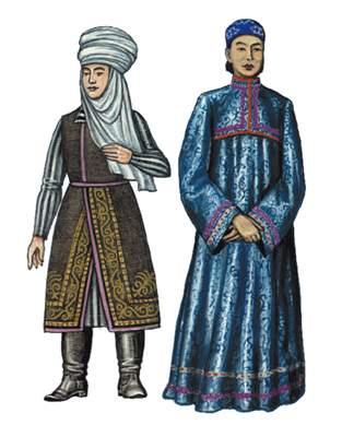 Уйгуры.