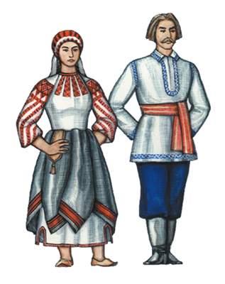 Re: Дидактический материал - национальные костюмы народов ми.