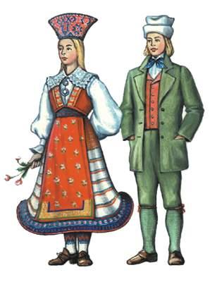 Эстонцы.