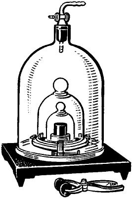 Международный эталон единицы массы— килограмма.