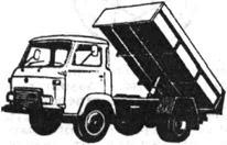 Грузовой автомобиль Авиа