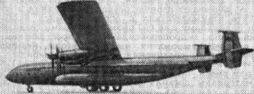 Транспортный самолёт Ан-22