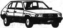 Легковой автомобиль Альфа Ромео