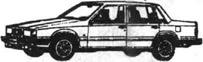 Легковой автомобиль Вольво