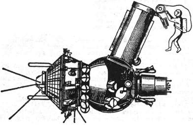 Космический корабль Восход-2