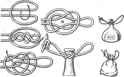 Рис. 111. Амфорный узел