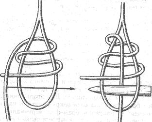 Рис. 112. Гинцевый узел