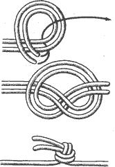 Рис. 20. Дубовый узел