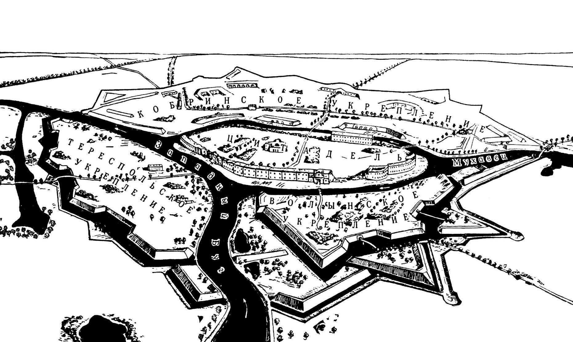 22 июня 1941 г. (70 лет назад) началась героическая оборона Брестской крепости.
