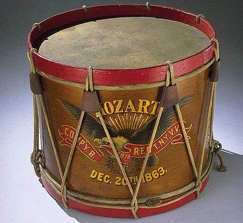 Как сделать музыкальный барабан
