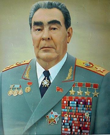 Памяти Леонида Ильича Брежнева (19 декабря 1906 --10 ноября 1982).