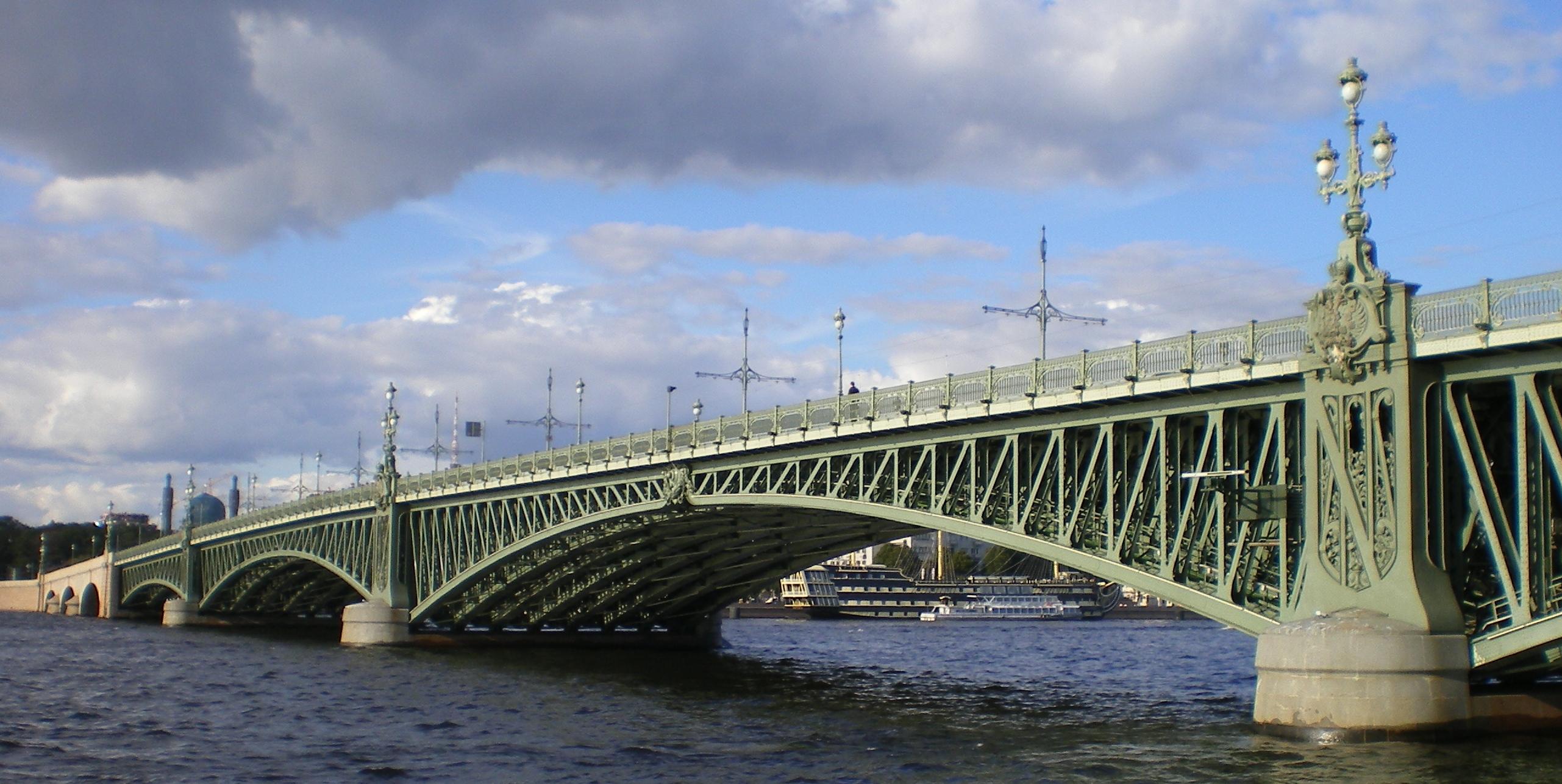 мосты санкт-петербурга фото