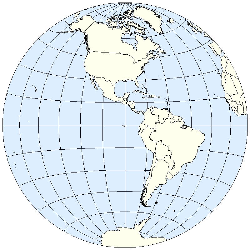 Картинки западного полушария
