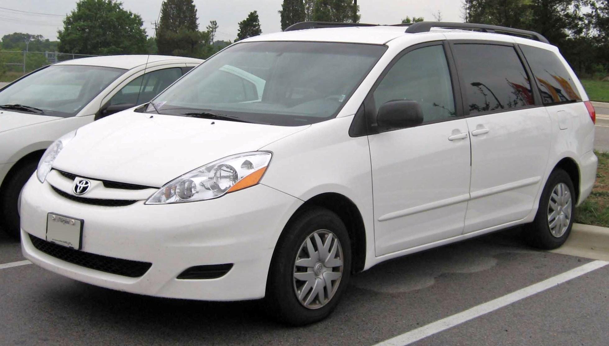 Toyota Sienna это Что такое Toyota Sienna