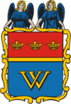 Coat of Arms of Vyborg (Leningrad oblast) (1788).png